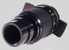 228-000   60 mm f/3.5 UV Forensic Lens