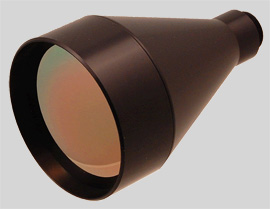 120 mm f/2 Infrared Objective Lens