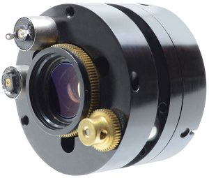 Motorised Non-Browning Zoom Lens
