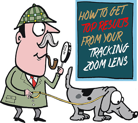 Tracking Zoom Lens