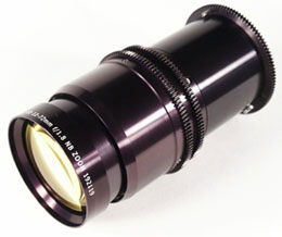 192-001 Range Extended Non-Browning Zoom Lens