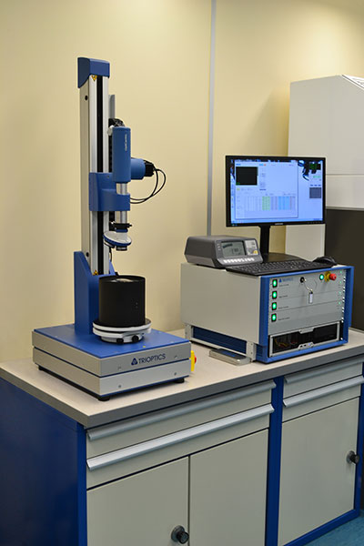 Advanced Testing Equipment