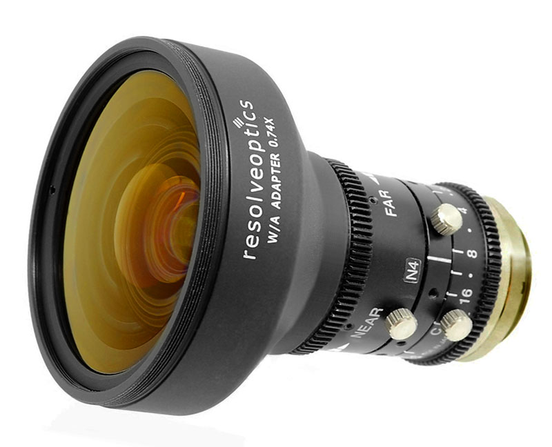 Wide Angle Lens Adapter