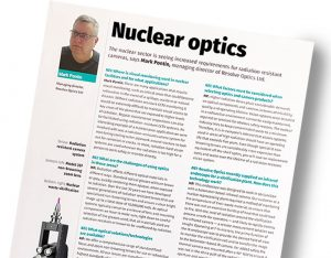 Optics for the Nuclear Industry